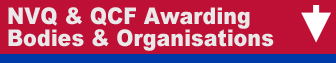 nvq awarding bodies and organisations